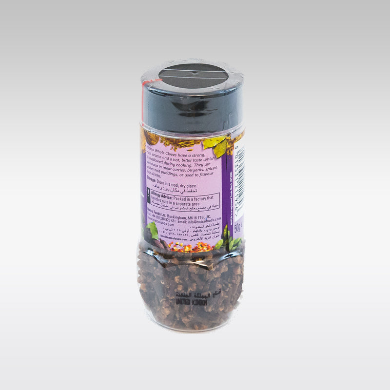 Natco Whole Cloves (Jar) 50g