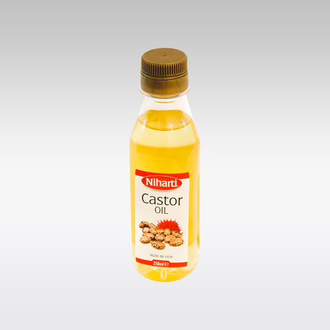 Buy Castor Oil from Red Rickshaw Indian Grocery Store