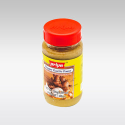 Priya Ginger Garlic Paste 300g