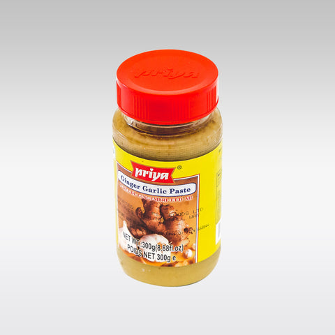 Priya Ginger Garlic Paste 300g - redrickshaw.com