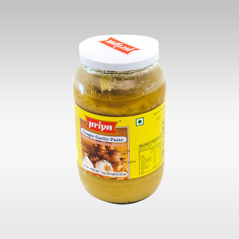 Priya Ginger Garlic Paste 1 Kg - redrickshaw.com