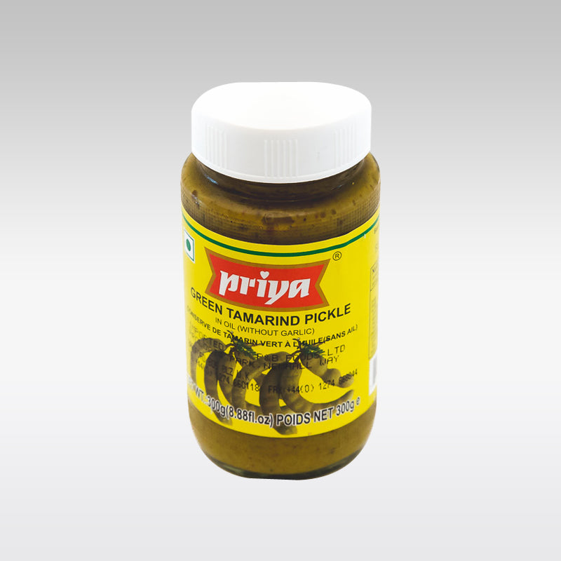 Priya Green Tamarind Pickle 300g