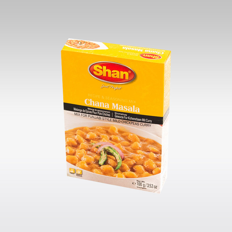Shan Chana Masala Mix 60g