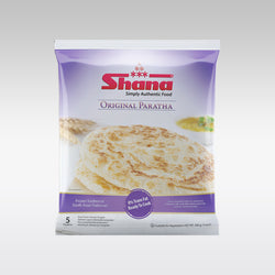 Shana Original Paratha 480g (5 Pieces)