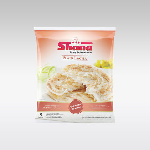 Shana Plain Laccha Paratha (5 Pieces)