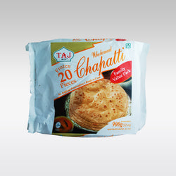 Taj Family Pack Chappati (20 Pieces)