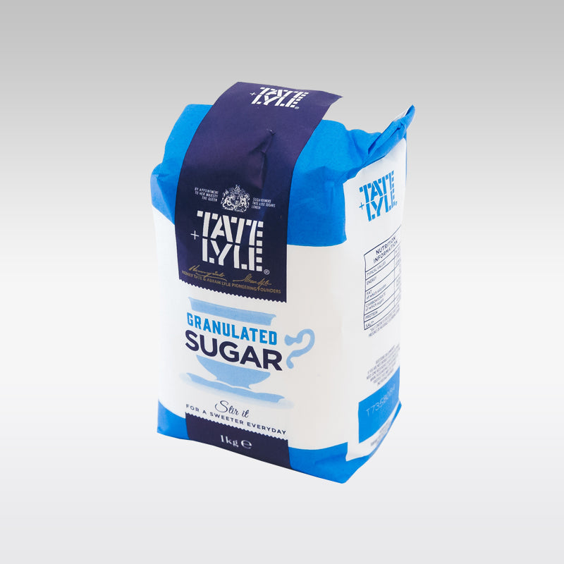 Tate & Lyle Granulated Sugar 1 Kg