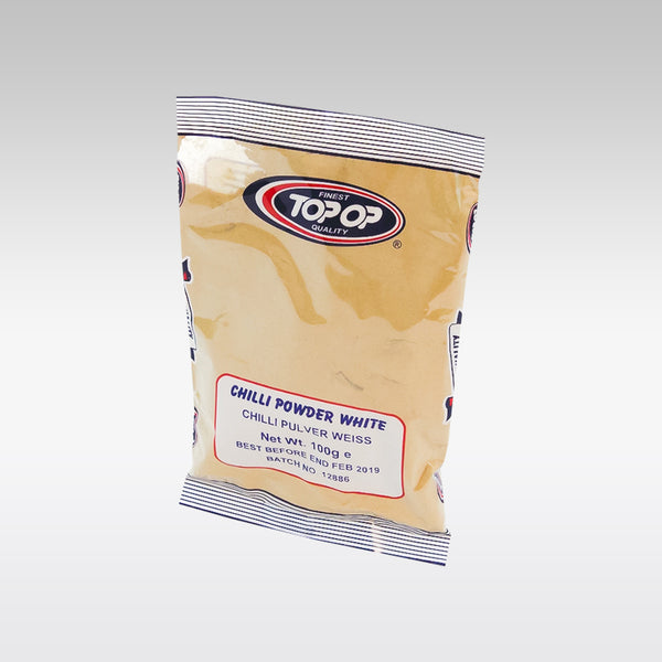 Top-op White Chilli Powder 100g
