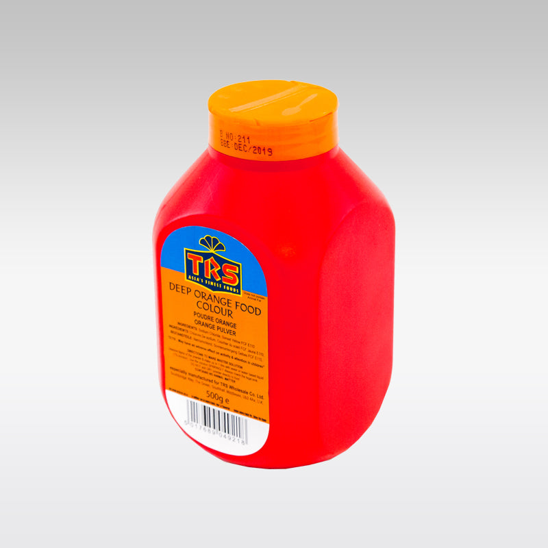TRS Orange Food Colour 25g