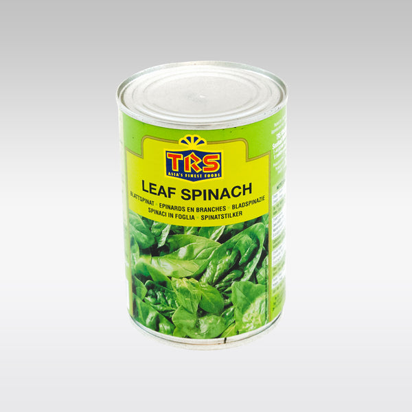 TRS Canned Spinach Leaf 400ml
