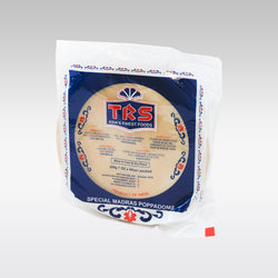 TRS Plain Madras Papads 200g