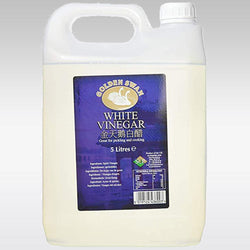 Golden Swan White Vinegar 5 Litre - Pack of 1