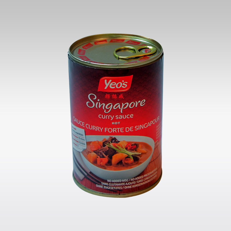 Yeo's Singapore Curry Sauce(Hot) 400ml