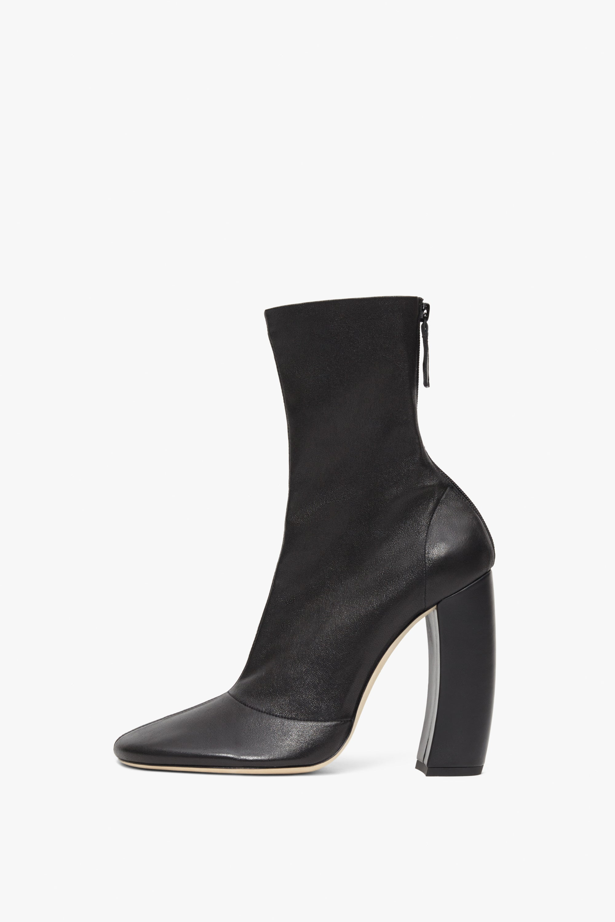 Patti 115mm Stretch Boot in Black