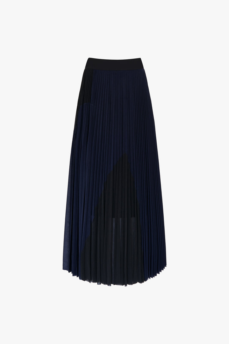 VB Pleated Skirt