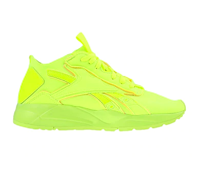 Reebok x VB Bolton Low Sneaker in Solar Yellow