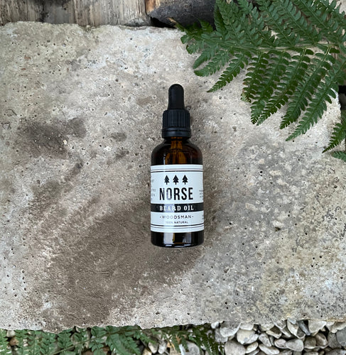 NORSE WOODSMAN BEARD OIL