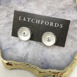 DIAMOND CENTRE STUD EARRINGS
