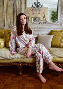 INDIAN SUMMER PRINT PYJAMAS