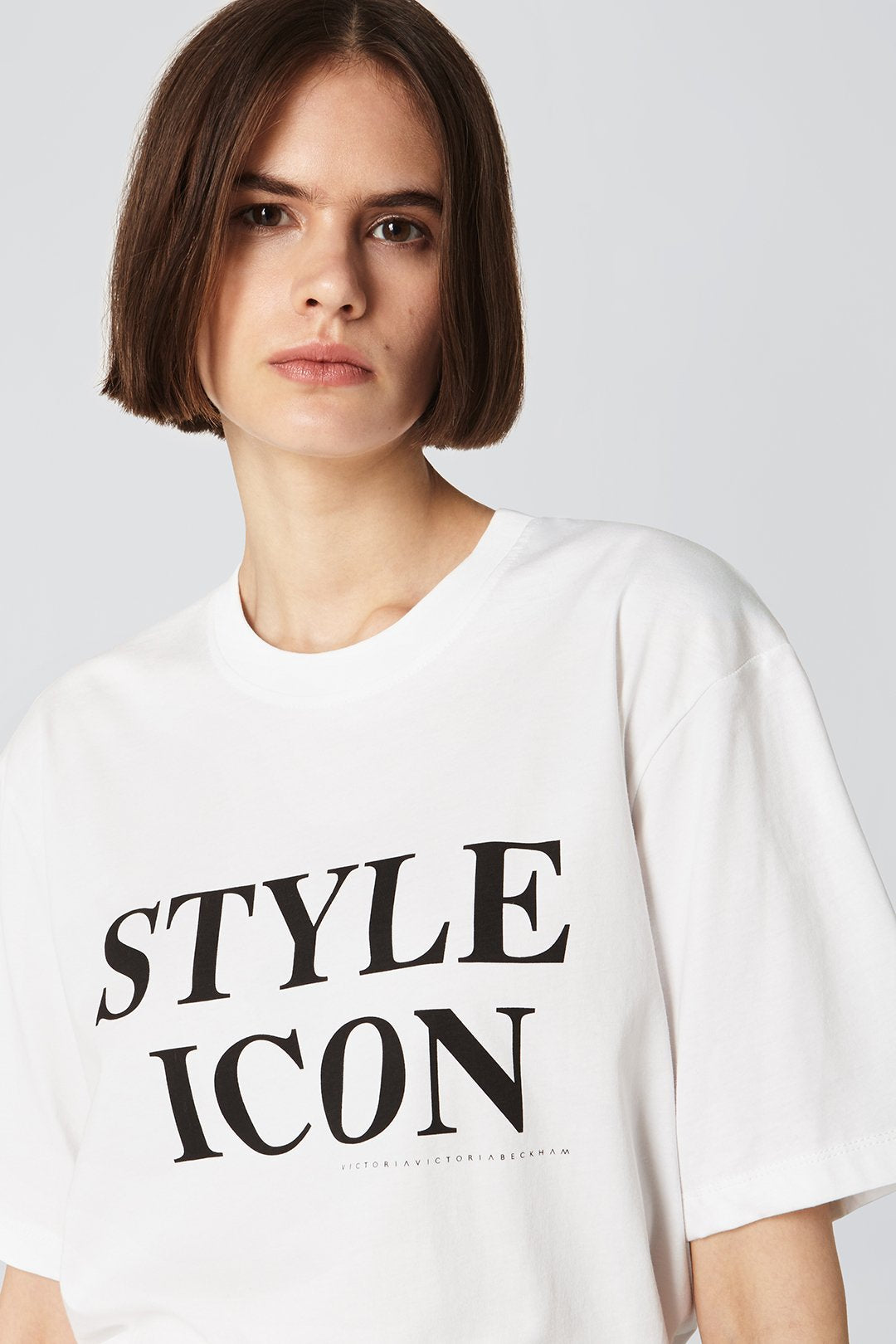 online store e3b8b c8ac2 Style Icon T-Shirt | Victoria Beckham