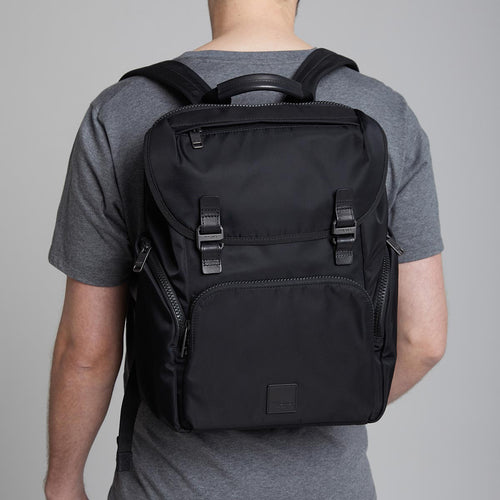 "15"" Laptop-Rucksack (Nylon) - Thurloe 