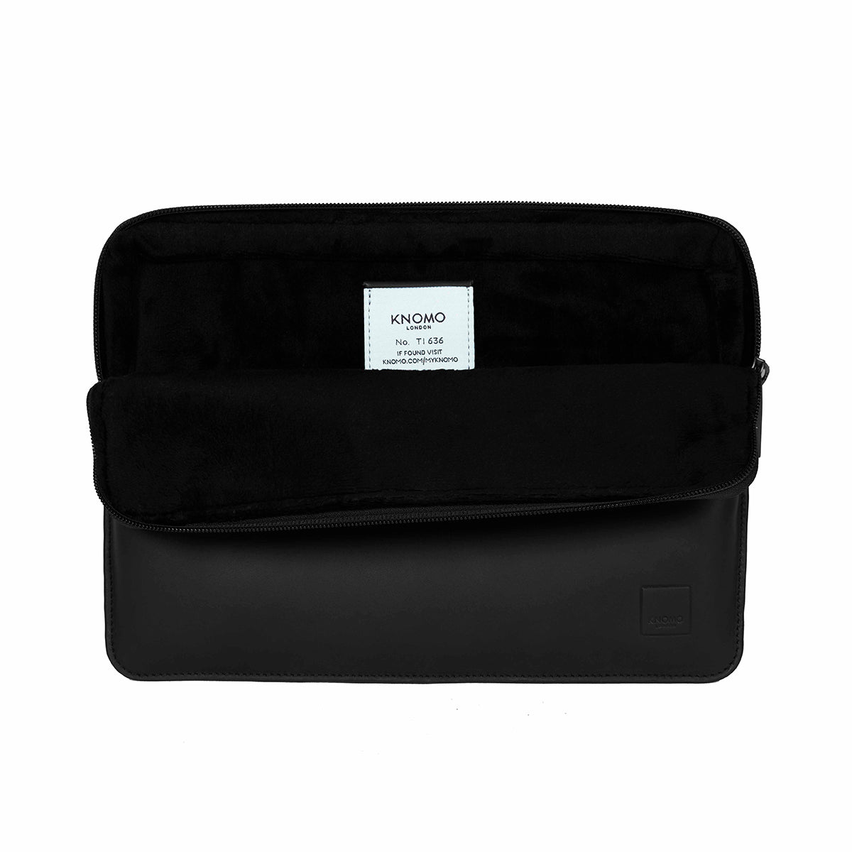 "Laptophülle MB 12"" Leather Laptop Sleeve - 12"" -  12"" 