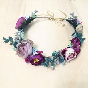 Flower Crown Sample