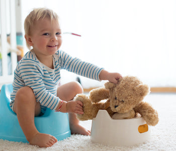 Potty Training Tip: Replace the Baby Wipes
