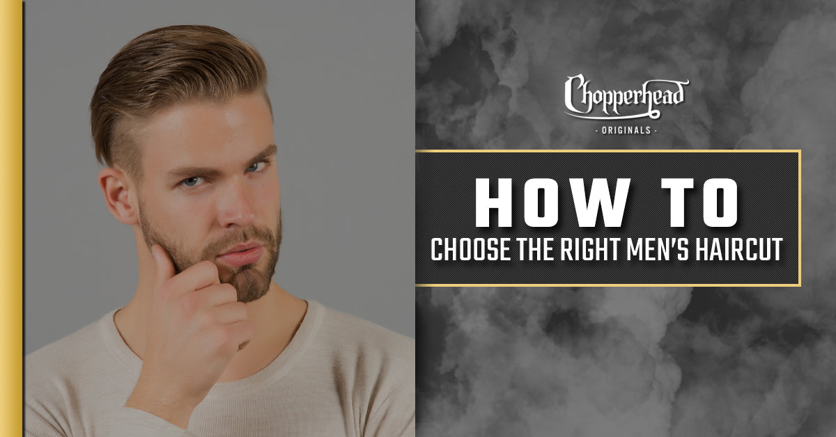 Mens Hair Care Products Choosing The Best Mens Hairstyle