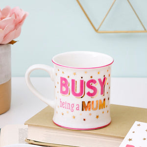 Tasse - Busy being a mum