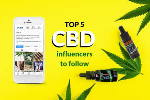Top 5 CBD influencers to follow online