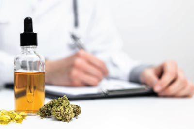 CBD Companies Can't make medical claims