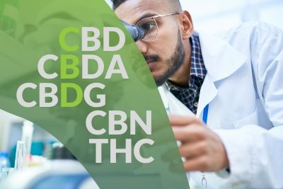 Cannabinoids and CBD Variant Definitions