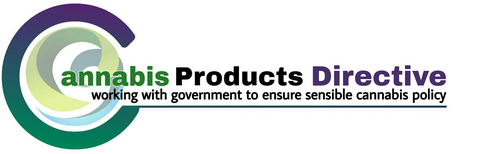 Cannabis Products Directive logo