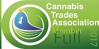 CBD Oil. Cannabis Trade Association Member