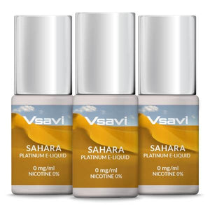 VSAVI Platinum E-Liquid 30ml Sahara Tobacco