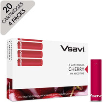 VSAVI Classic Cartridges 20 cherry