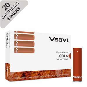 VSAVI Classic Cartridges 20 cola