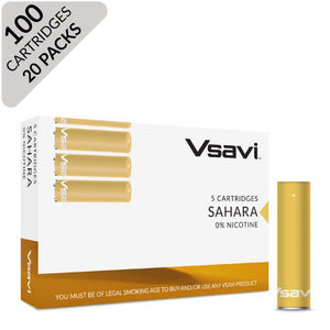 vsavi classic cartridges 100 pack sahara