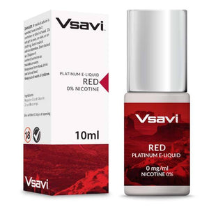 VSAVI Platinum E-Liquid 10ml Red Tobacco