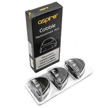 Aspire Cobble Replacement Pods 3-Pack