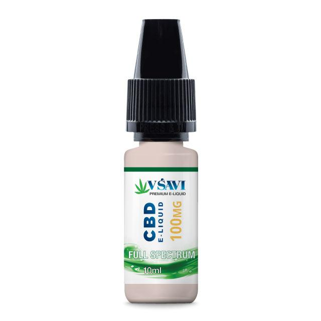 Our best Full Spectrum CBD Vape Oil: 100 mg