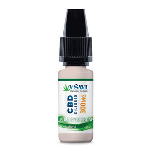 Our best Full Spectrum RAW CBD Vape: 300 mg