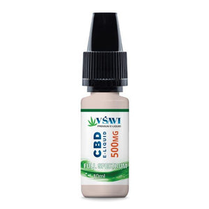Our best Full Spectrum RAW CBD Vape: 500 mg