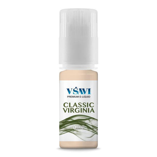 VSAVI 100% VG E-Liquid 10ml Classic Virginia