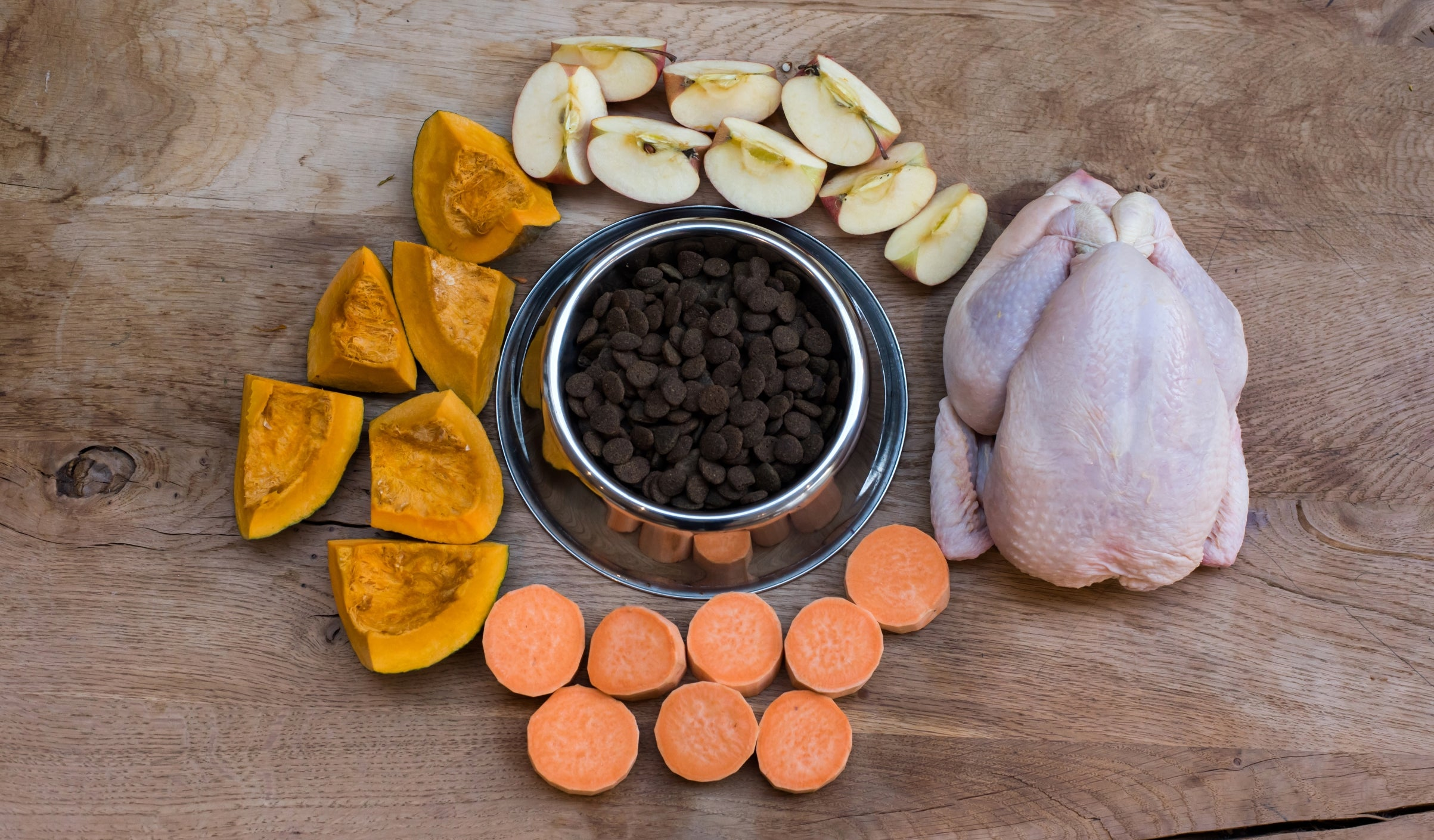 Chicken with Sweet Potato | Adult Dry Dog Food | 2kg