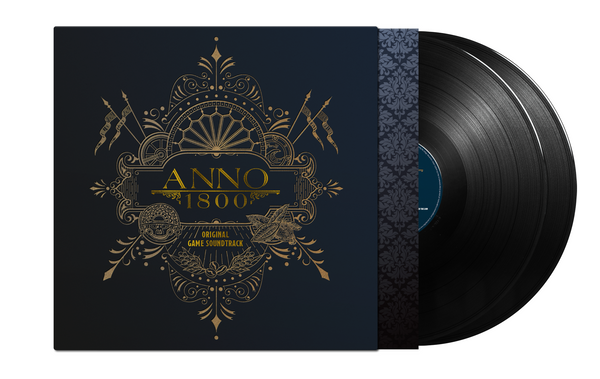Anno 1800 (Original Game Soundtrack) by Dynamedion