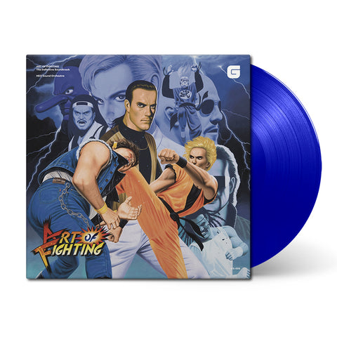 Art Of Fighting I (Definitive Soundtrack) by SNK NEO Sound Orchestra