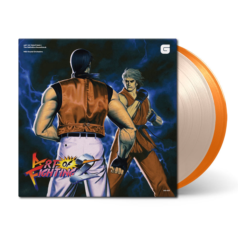 Art Of Fighting Ii Definitive Soundtrack By Snk Neo Sound