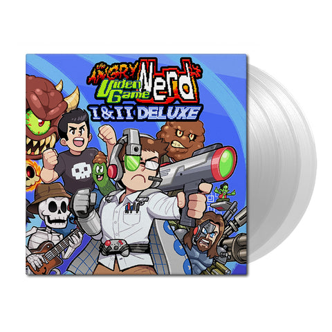 AVGN 1+2 Deluxe (Original Soundtrack) by Sam Beddoes